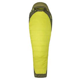 Marmot Trestles Elite 30 Sleeping Bag Citronelle/Fir Green